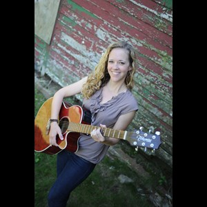 Lively Acoustic Guitarist | Jocelyn Oldham