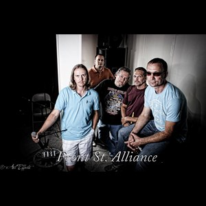Baldwin Cover Band | The Front Street Alliance