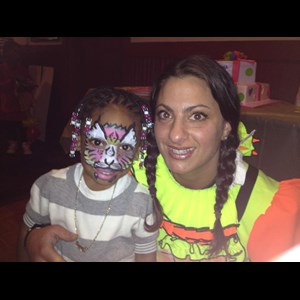 Port Jefferson Station Face Painter | Excel  Entertain