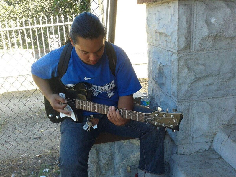 Rome - Rock Guitarist - Los Angeles, CA