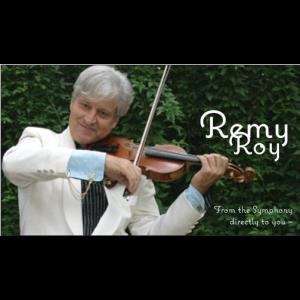 The Wedding Violinist Remy Roy - Classical Violinist - Austin, TX