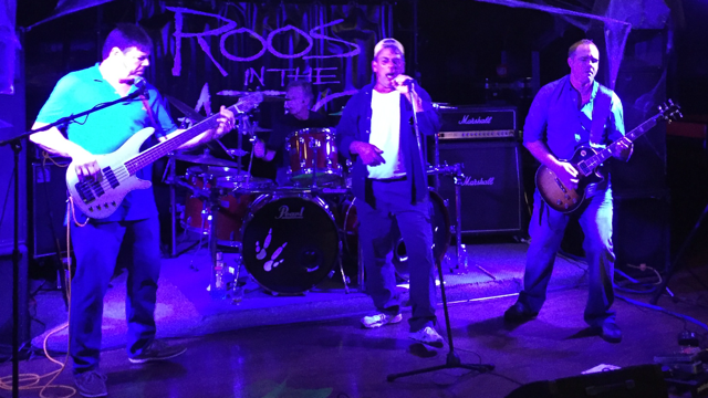 Roos In The Attic - Rock Band - Newport, NC