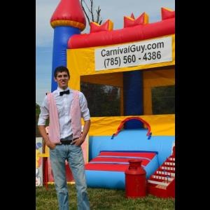 Topeka, KS Moonbounce | Carnival Guy Party Rentals