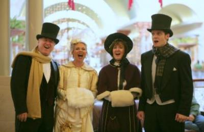 Victorian Noel | Sacramento, CA | Christmas Carolers | Photo #3