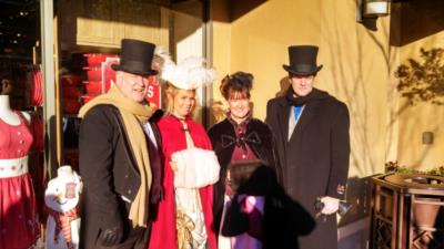 Victorian Noel | Sacramento, CA | Christmas Carolers | Photo #2