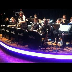 Alexandria Jazz Orchestra | Shannon Gunn and the Bullettes