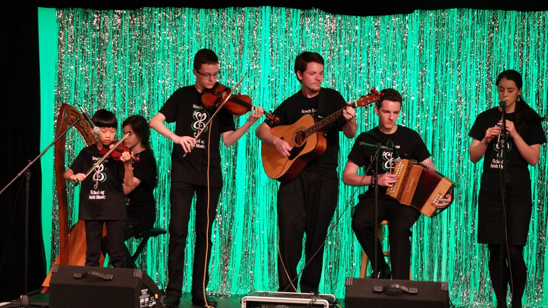 School of Irish Music - Irish Band - McKinney, TX