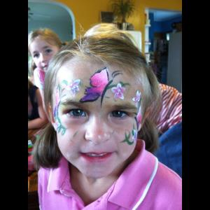 Awesome Faces - Face Painter - New Paris, OH