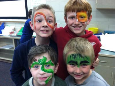 Awesome Faces | New Paris, OH | Face Painting | Photo #6