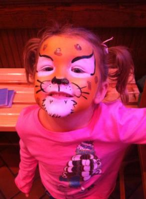 Awesome Faces | New Paris, OH | Face Painting | Photo #12