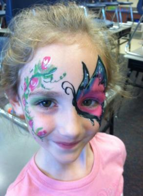 Awesome Faces | New Paris, OH | Face Painting | Photo #1