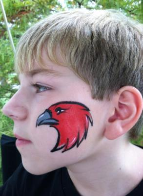 Awesome Faces | New Paris, OH | Face Painting | Photo #17