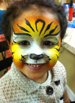 Awesome Faces | New Paris, OH | Face Painting | Photo #2