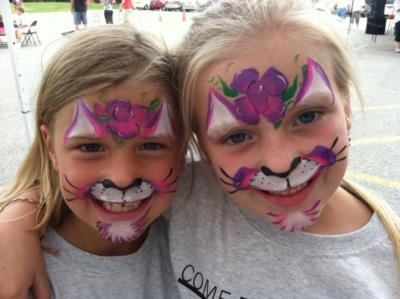 Awesome Faces | New Paris, OH | Face Painting | Photo #10