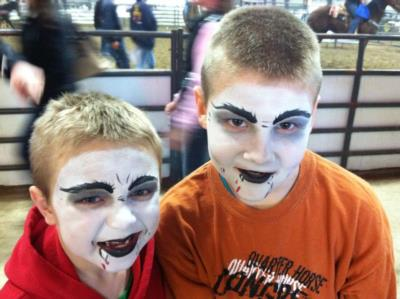 Awesome Faces | New Paris, OH | Face Painting | Photo #8