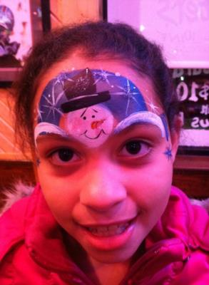 Awesome Faces | New Paris, OH | Face Painting | Photo #13