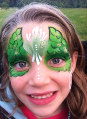 Awesome Faces | New Paris, OH | Face Painting | Photo #16