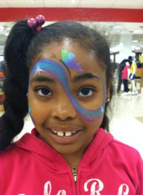 Awesome Faces | New Paris, OH | Face Painting | Photo #9