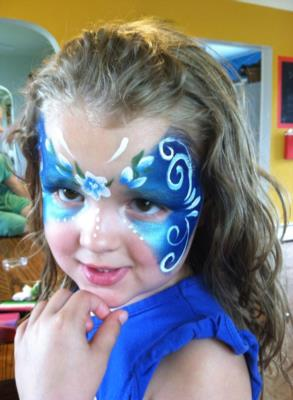 Awesome Faces | New Paris, OH | Face Painting | Photo #4