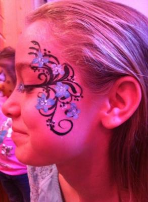 Awesome Faces | New Paris, OH | Face Painting | Photo #11