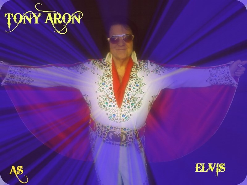 Tony Aron As Elvis - Elvis Impersonator - Jacksonville, FL