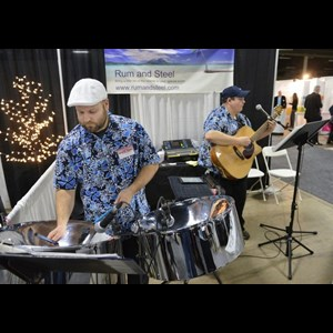 New Haven Steel Drum Musician | Rum and Steel