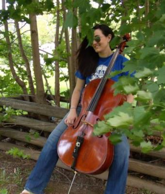 Beth Radovsky,  Cellist | Silver Spring, MD | Classical Cello | Photo #3