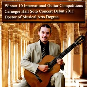 Tucson Guitarist | Dr. Costa- 10x International Winner- Carnegie Hall