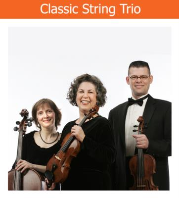 Four Ensembles of Sheila Reid - Classical Trio - Worcester, MA