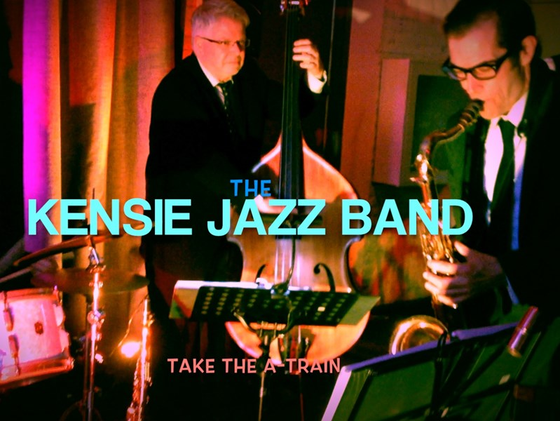 The Kensie Jazz Band or Ensemble - Jazz Band - Toronto, ON