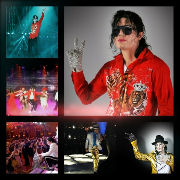 Michael Kiss - Michael Jackson Tribute Act - Los Angeles, CA