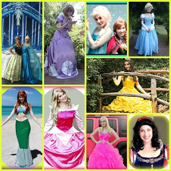 Happily Ever Parties & Entertainment - Austin - Princess Party - Austin, TX
