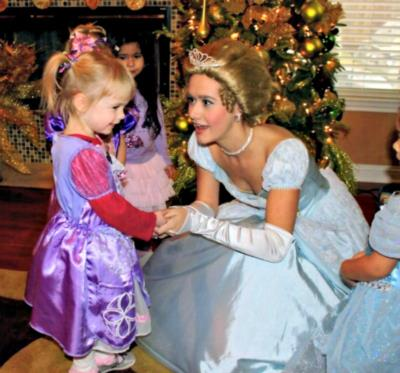 Happily Ever Parties & Entertainment - Austin | Austin, TX | Princess Party | Photo #9