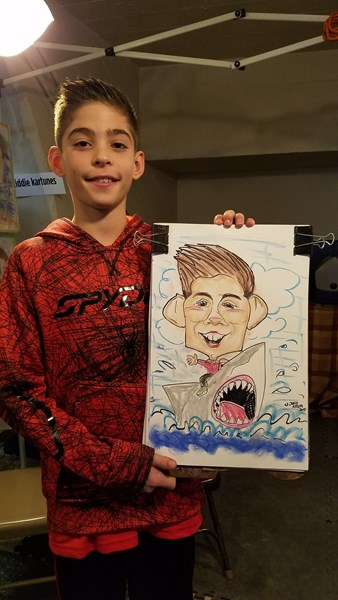 Kiddie Kartunes Caricatures for all occassions - Caricaturist - Wilkes Barre, PA