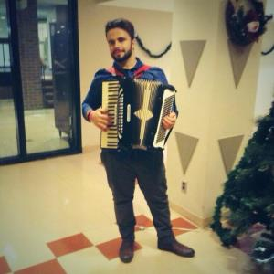 David the Accordion Player (Italian folk+) - Oldies Keyboardist - Vaughan, ON