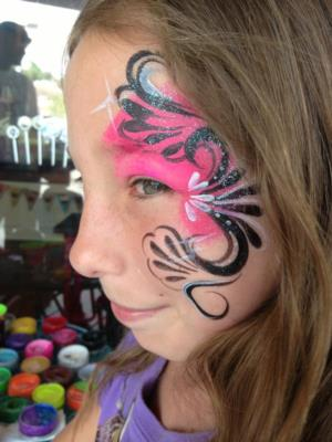 Pokey's Paintings | Buena Park, CA | Face Painting | Photo #1