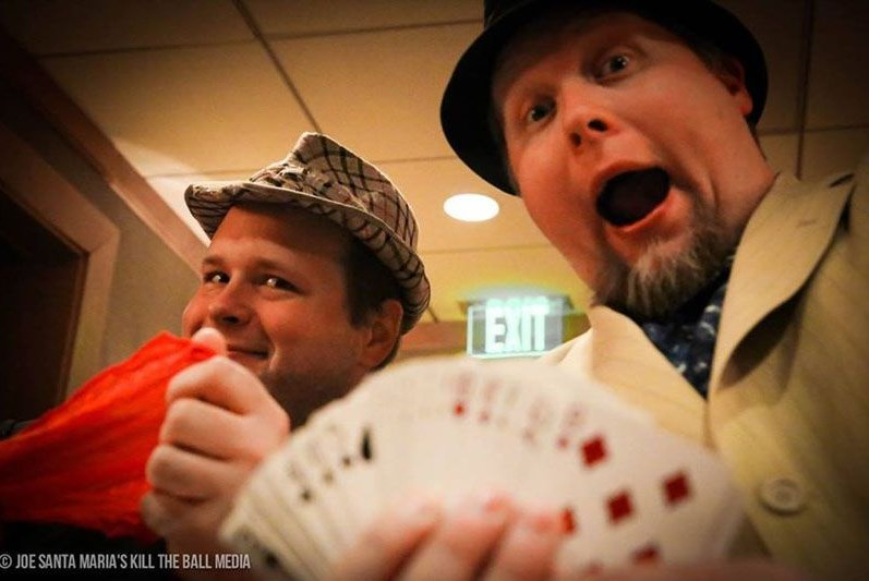 Pete and Chris Amusements - Comedy Magician - Waterbury, CT