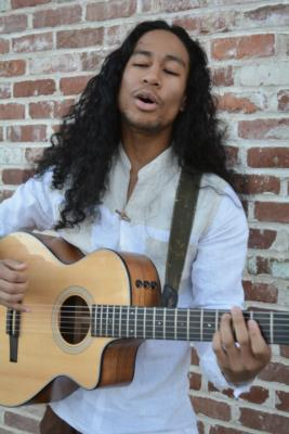 Kylle Thomasson | Stockton, CA | Acoustic Guitar | Photo #1
