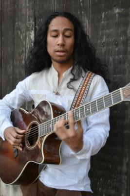 Kylle Thomasson | Stockton, CA | Acoustic Guitar | Photo #3