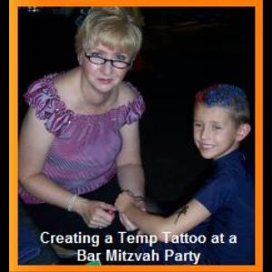 Party Art - Face Painter - Scottsdale, AZ