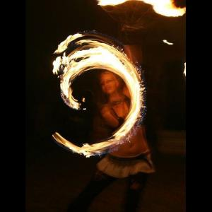 WildFire Dance Company - Fire Dancer - Chico, CA