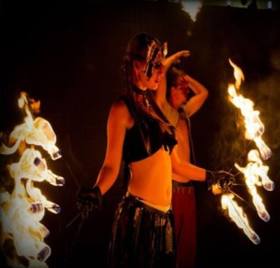 WildFire Dance Company | Chico, CA | Fire Dancer | Photo #6