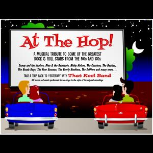 At the Hop 1950s show - Cover Band - Scottsdale, AZ