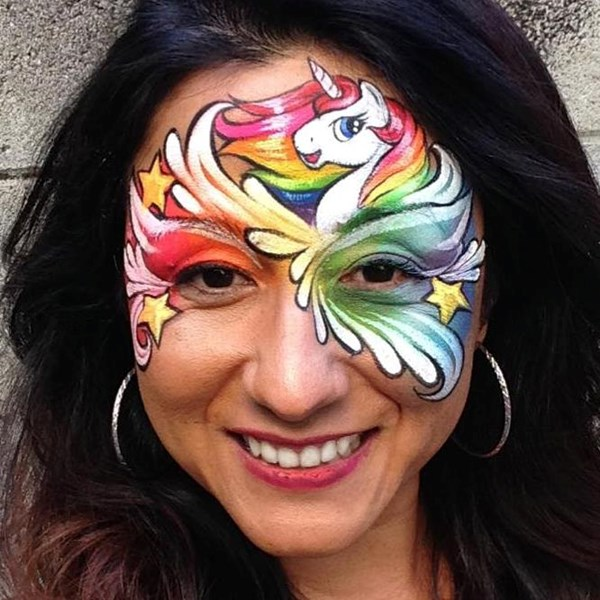 Painting Faces - Face Painter - Studio City, CA