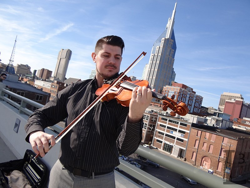 Adam Stewart - String Quartet - Nashville, TN