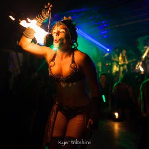SeaFire Entertainment LLC - Fire Dancer - Kihei, HI
