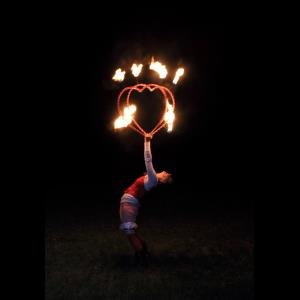 Soolah Hoops - Fire Dancer - Frederick, MD