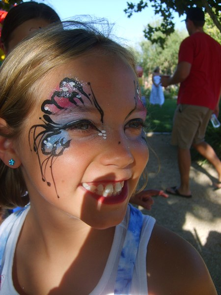 FACE PAINTING BY LORETTA - Face Painter - Merced, CA