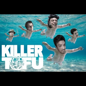 Richmond 90s Band | Killer Tofu