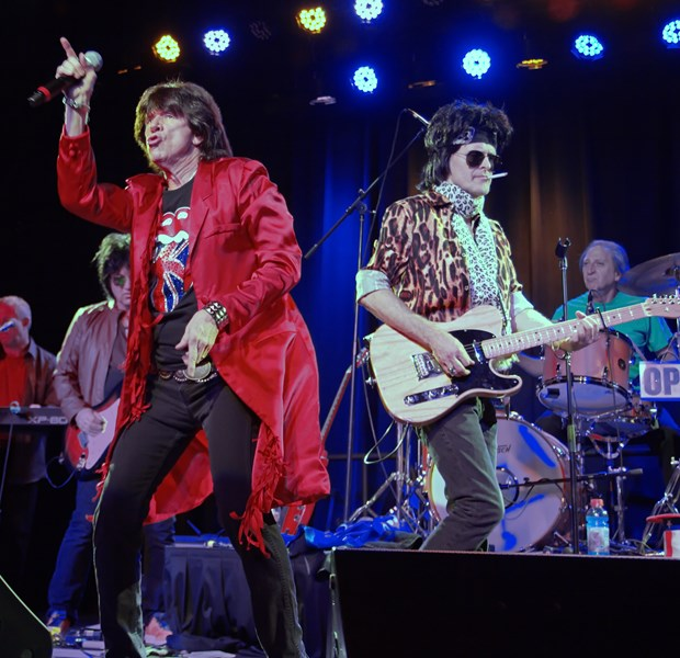 Mick Adams and The Stones - Rolling Stones Tribute Band - Los Angeles, CA